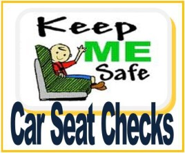 Have your car seat installed.