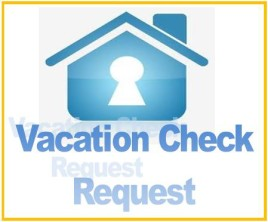 Request a Vacation Check