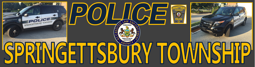 Springettsbury Township Police Department